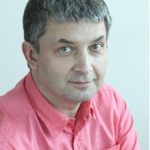 Председатель Волгоградского отделения Союза журналистов России Вячеслав Черепахин