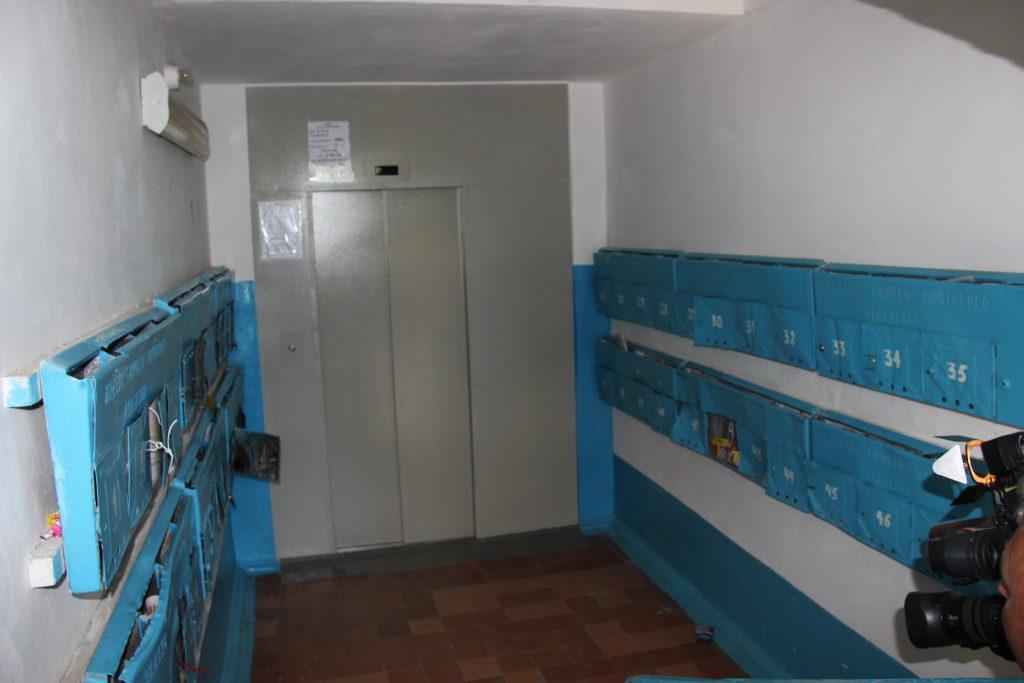 Замена лифтов по программе капитального ремонта МКД в Камышине