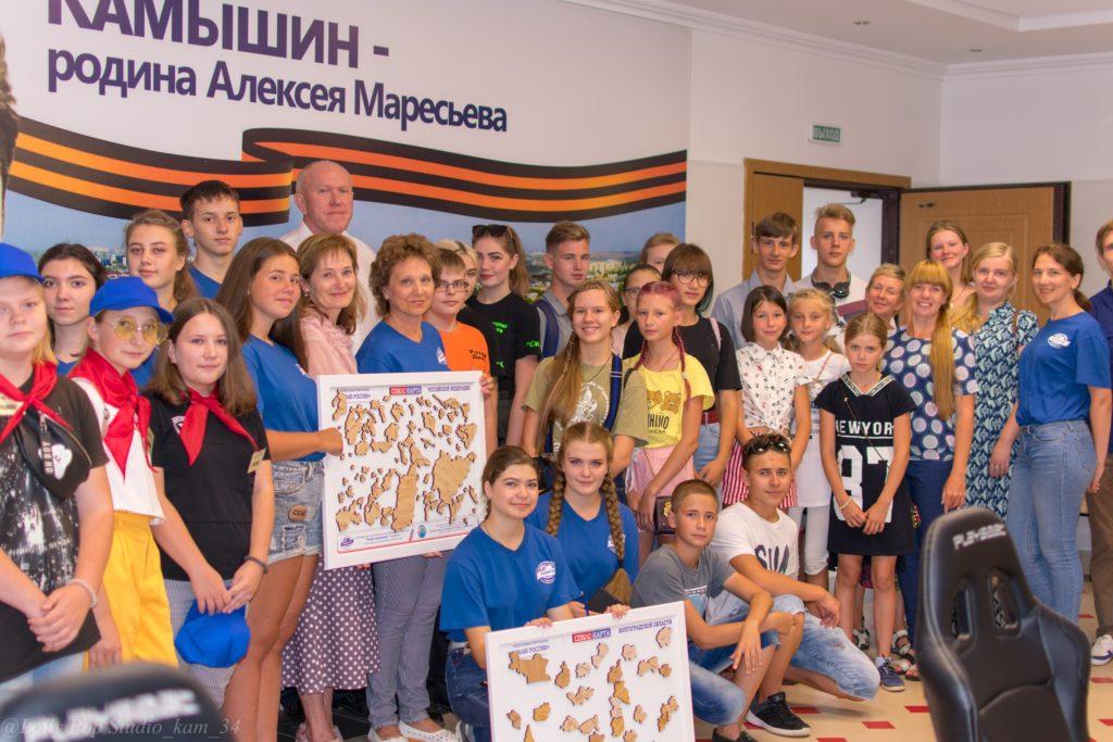 Всероссийский научно-просветительский семинар «Флотилия плавучих университетов»