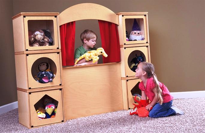 В Волгоградском областном совете ветеранов решили возрождать традиции домашних кукольных театров.