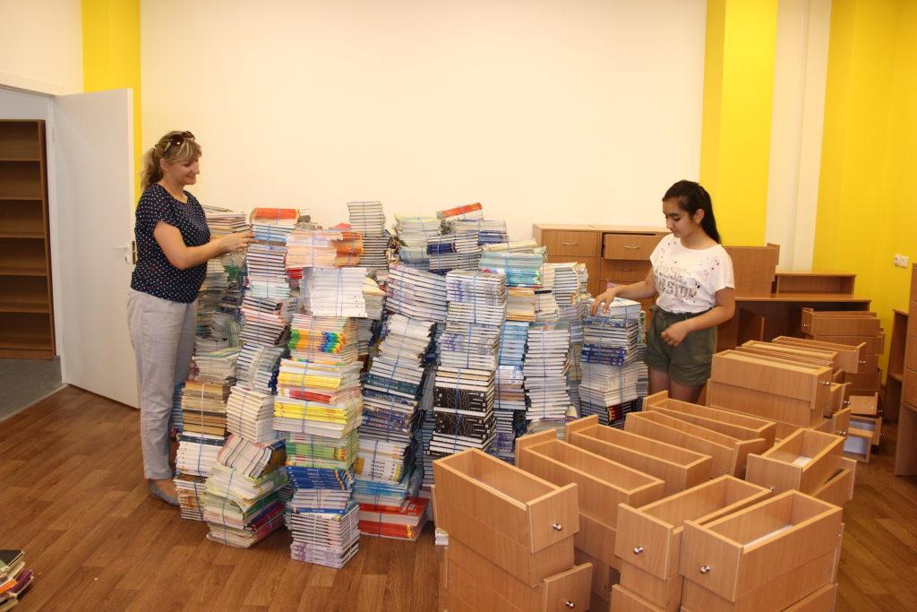 В Камышине закуплены учебники