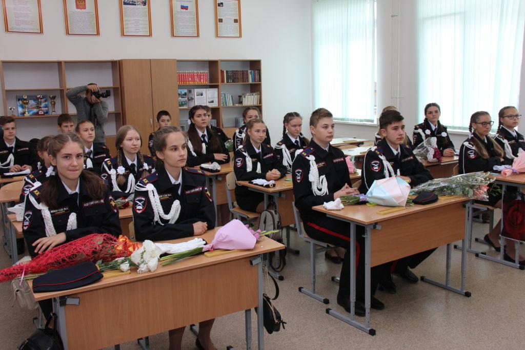 Открытие школы на 100 мест в Камышине