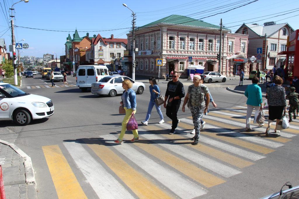 Заседание комиссии по безопасности дорожного движения в Камышине