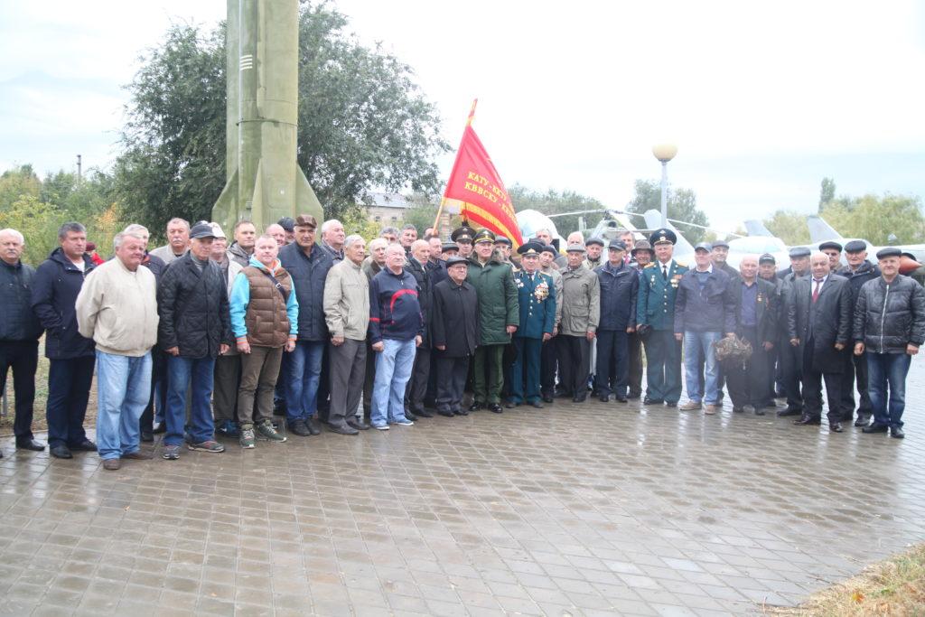 66 лет камышинскому военному училищу